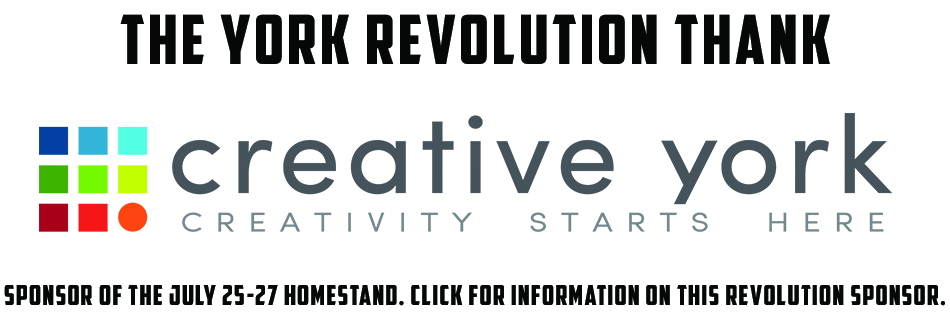 Creative York - Series Sponsor